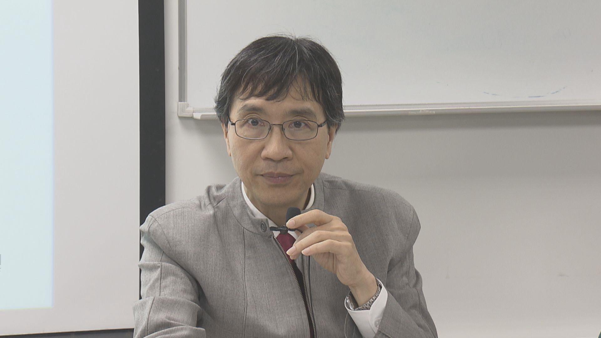 袁國勇:如個案數字仍大幅上升 應考慮禁止市民外出