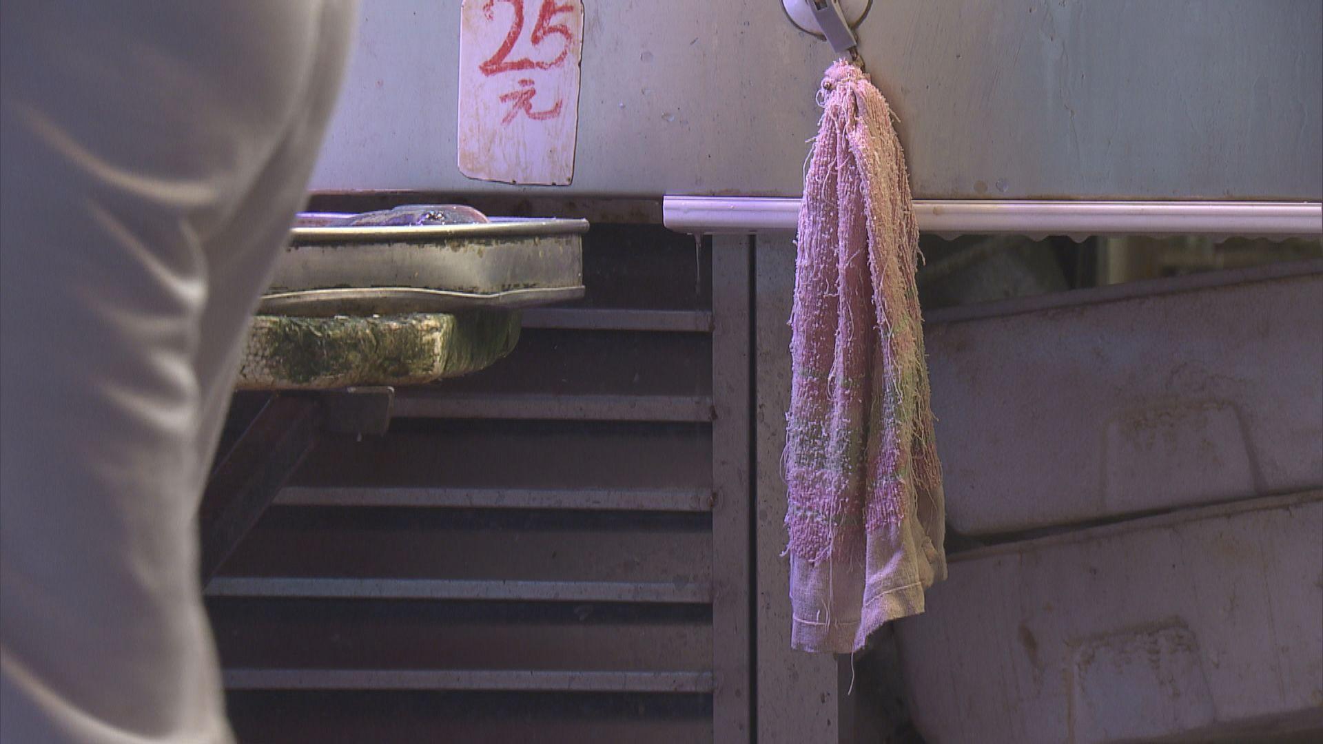 袁國勇:魚檔共用毛巾容易造成交叉感染