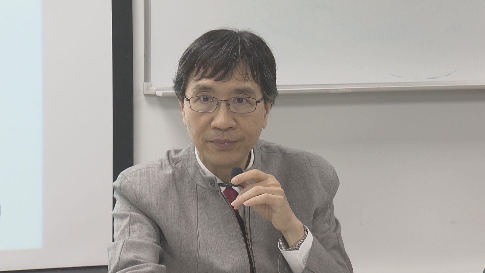 袁國勇:防護中心開始評估測試以替入境人士驗抗體