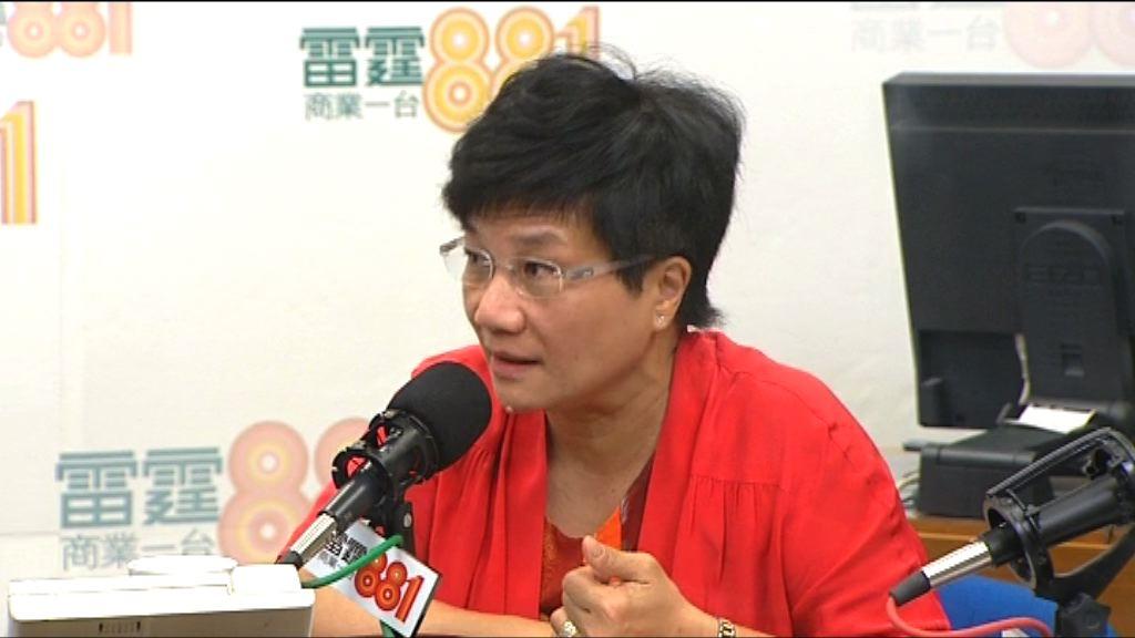 陳龔偉瑩:政府應助青年培育職業志向