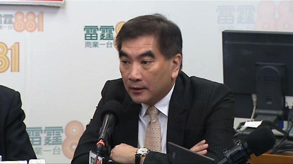 鍾國斌:取消強積金對沖新方案若設限或致「埋單潮」