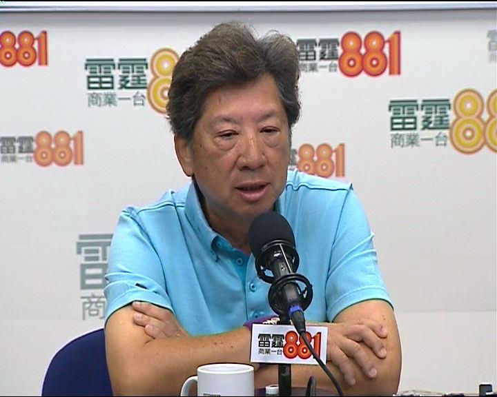 湯家驊冀泛民一致否決政改方案