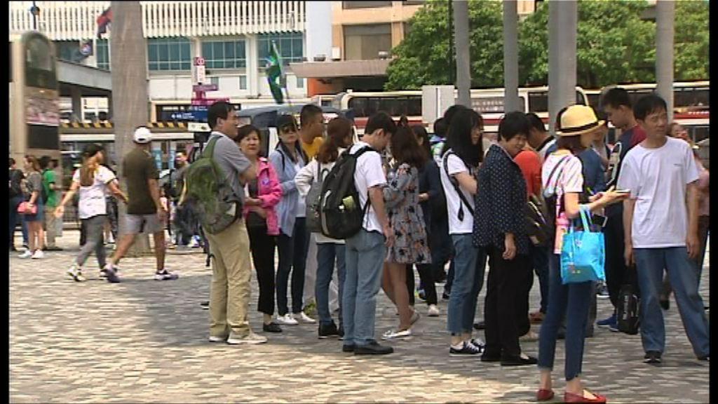 旅發局:首季旅客增加3.7%