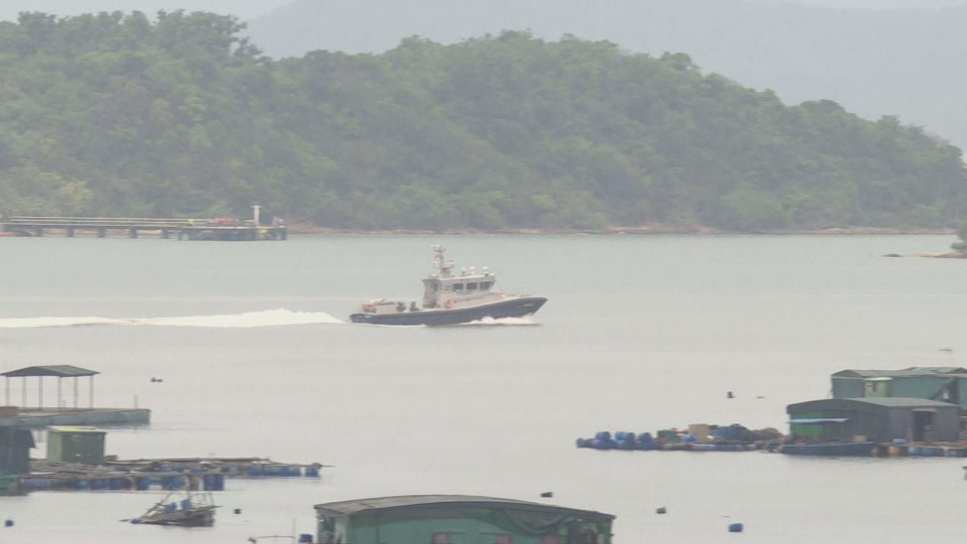 西貢快艇與舢舨相撞 一人墮海死亡