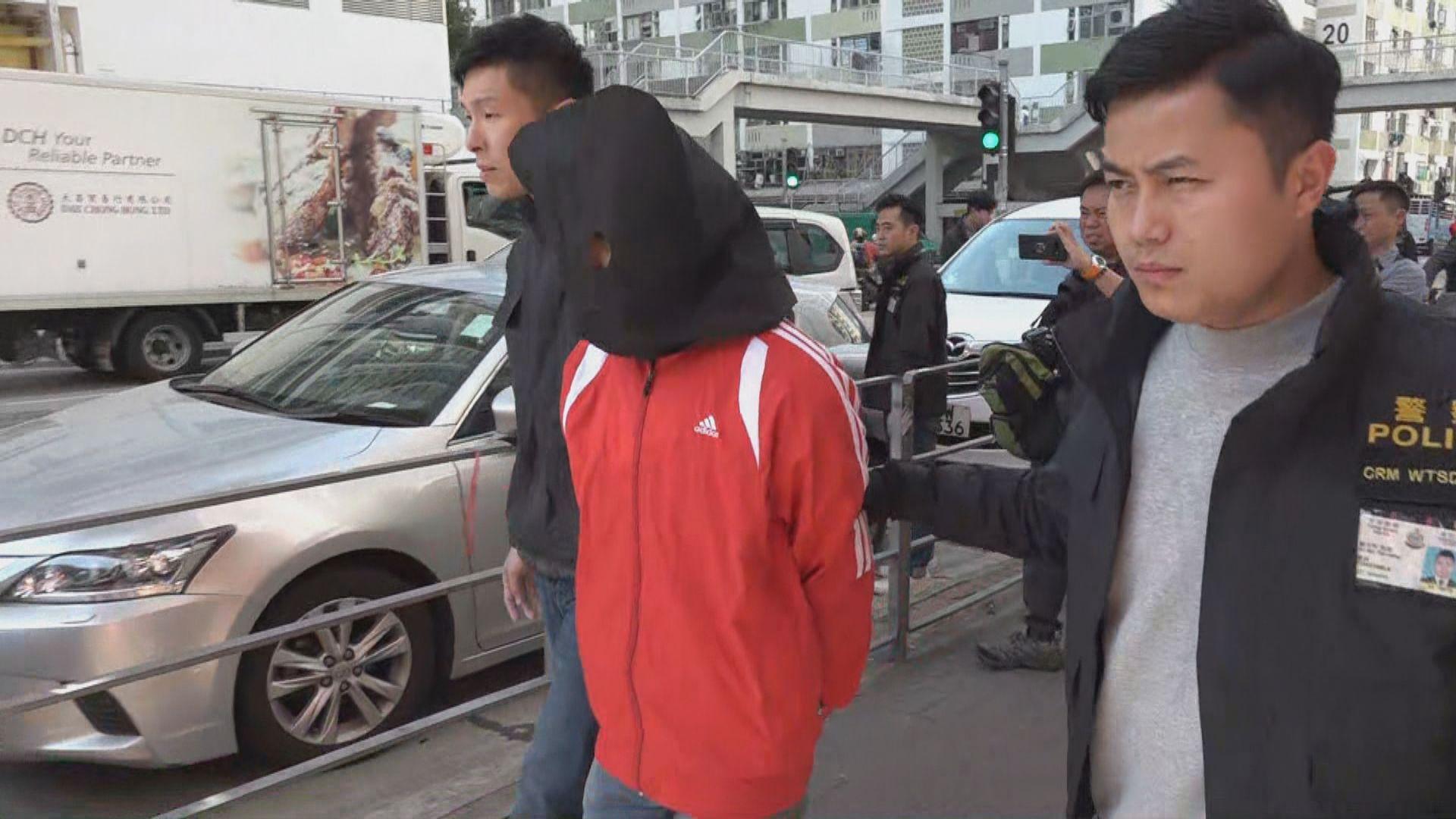 警方破網上詐騙集團拘七人 涉約二百萬元