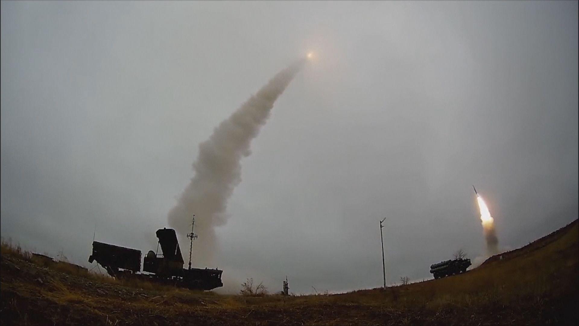 俄方在克里米亞再部署新型導彈系統