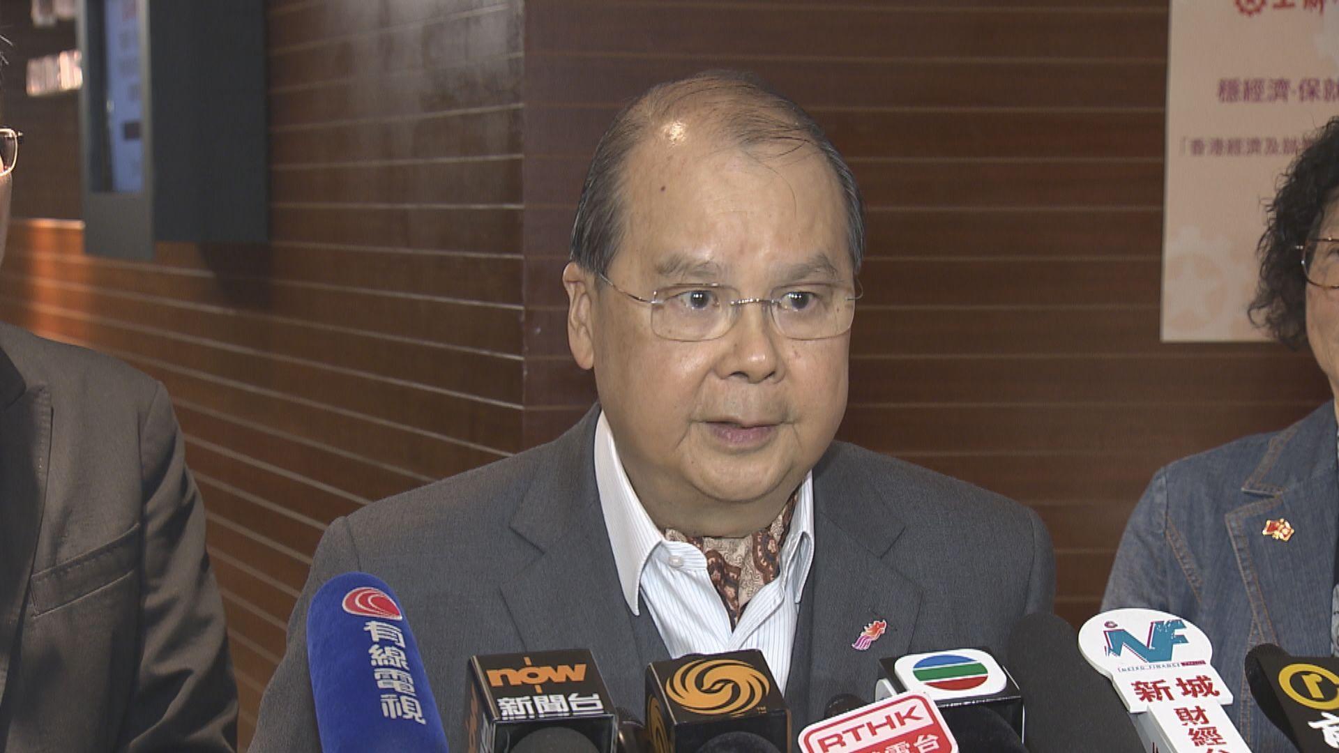 張建宗:市民及外資只要守法 毋需擔心國安法