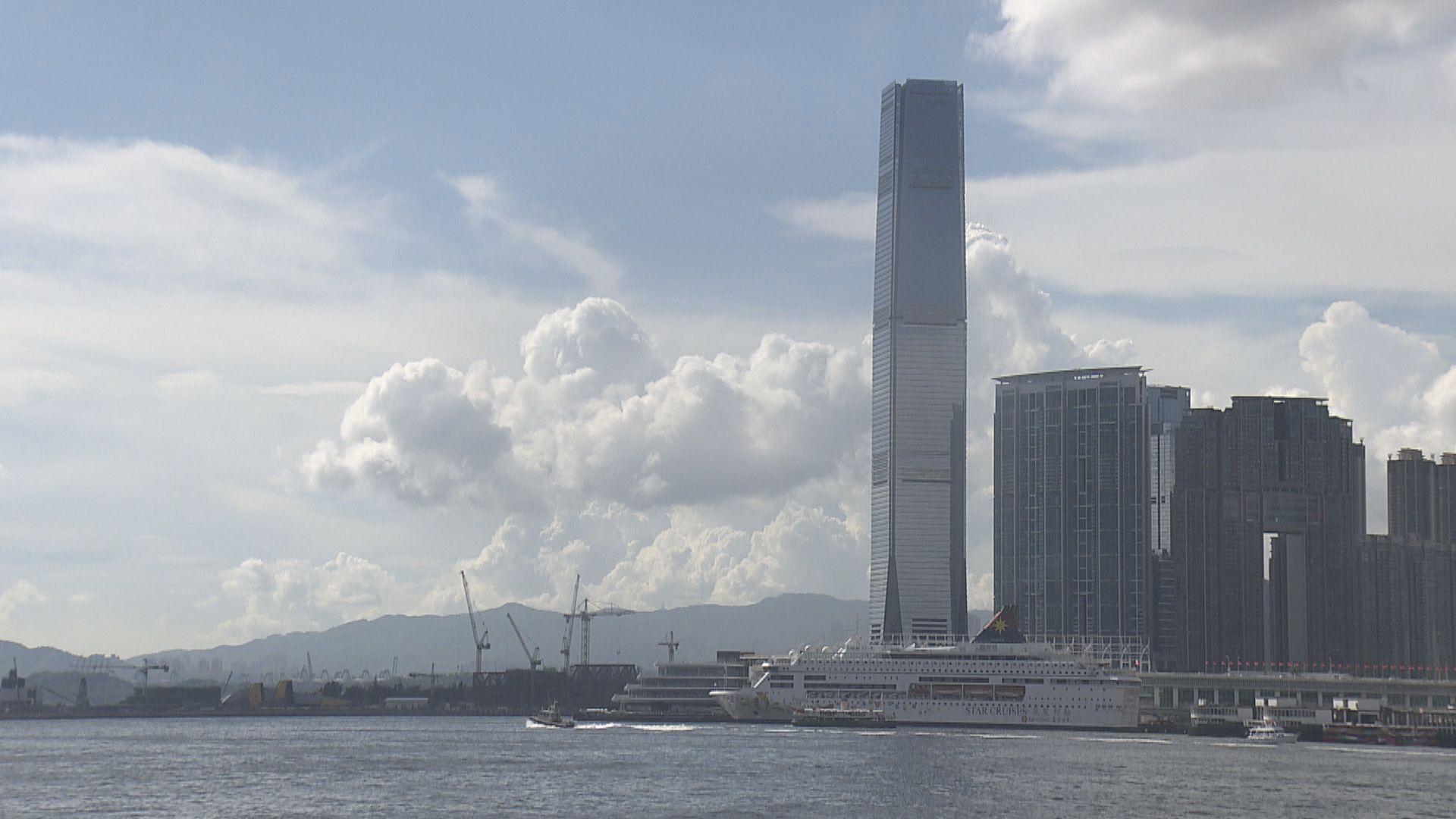 陳茂波:下半年環球經濟有望加強復甦