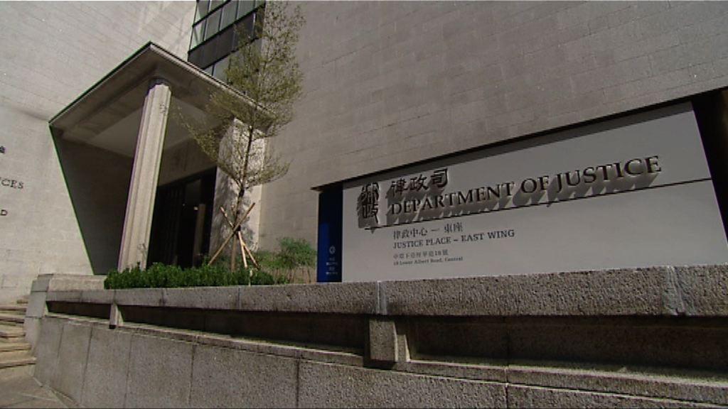 政府:未就UGL事件是否檢控作決定