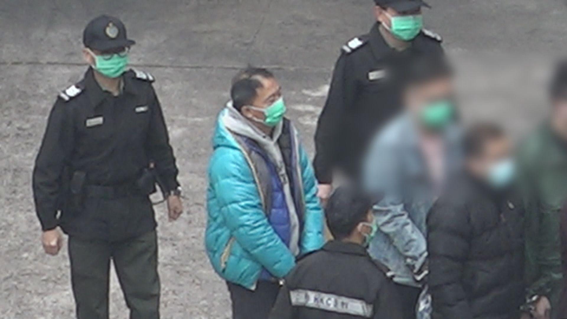 懲教署拒批胡志偉奔喪申請 首安排視像方式參與