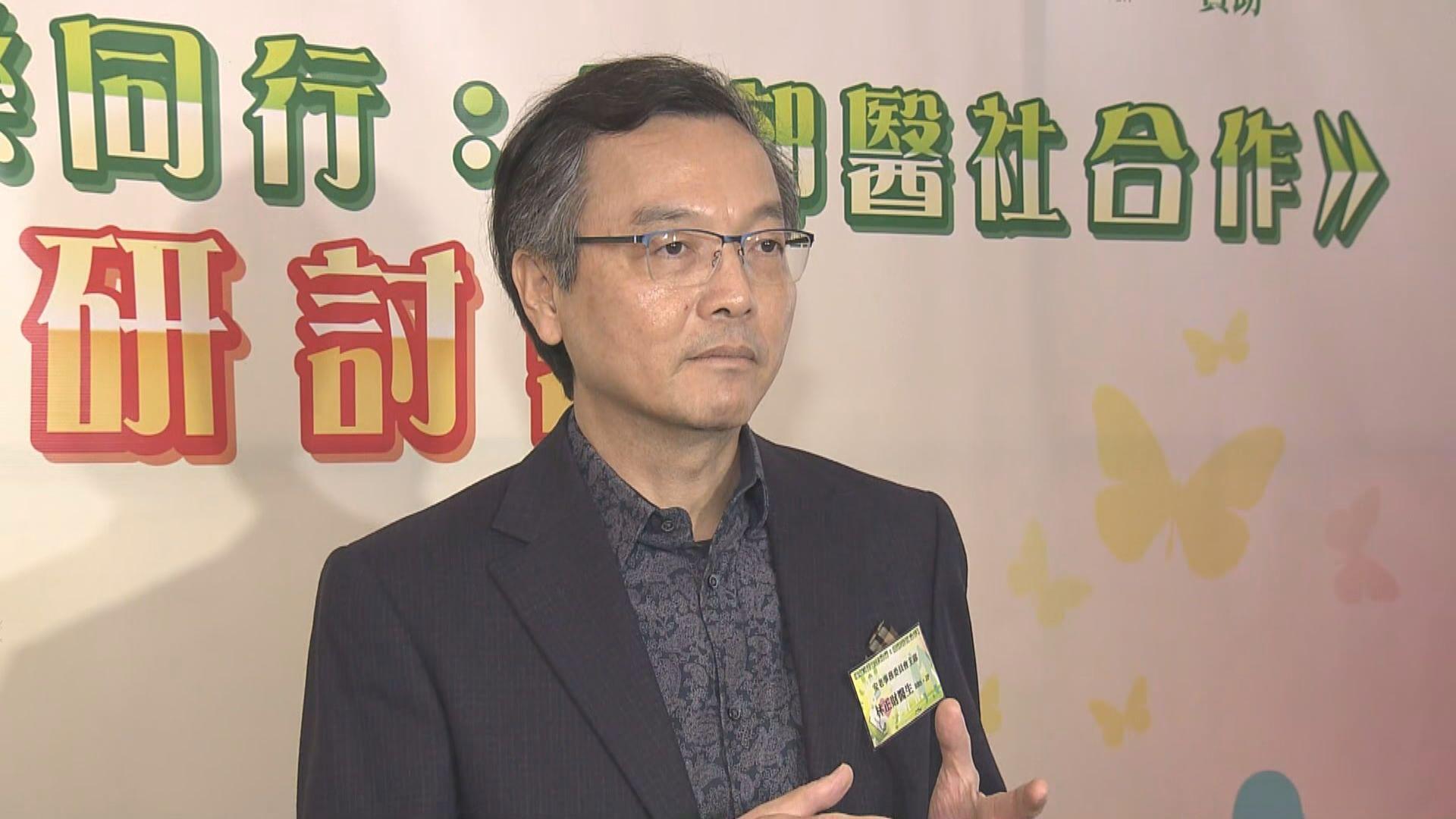 林正財:社會需創有利長者工作環境