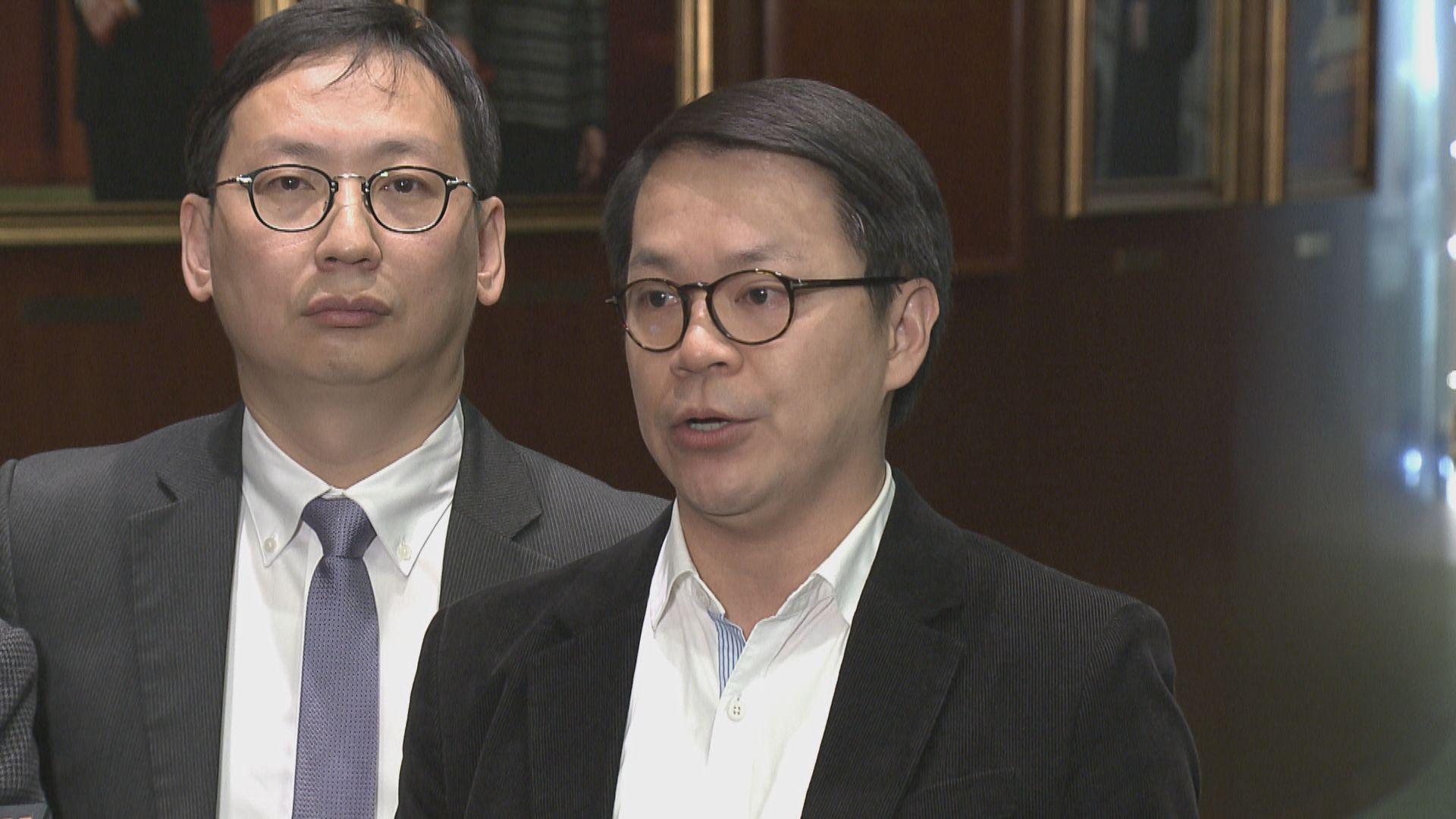 陳克勤:長者綜援申領年齡與其他政策綑綁做法不公