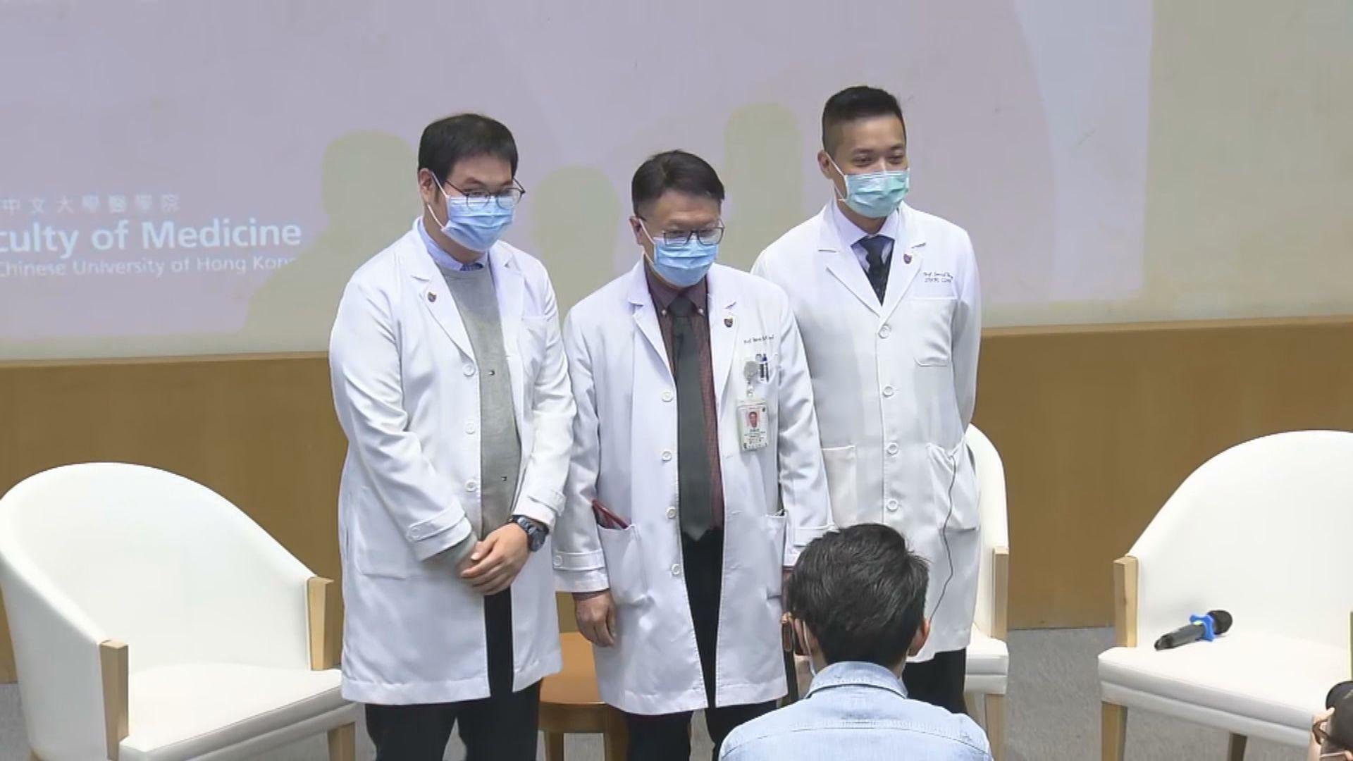 中大醫學院:新型肺炎病人平均發病一周才被確診及隔離