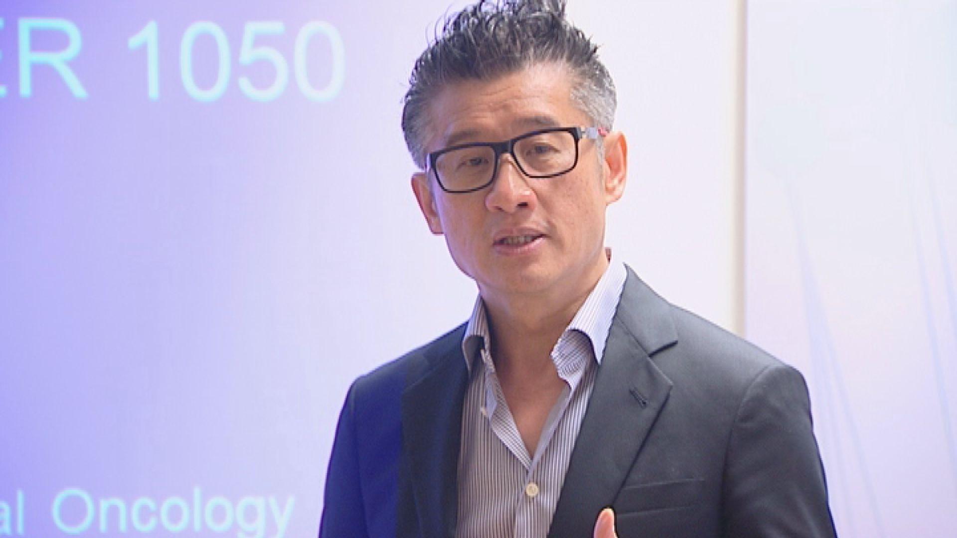 莫樹錦獲全球「腫瘤學巨人」稱譽