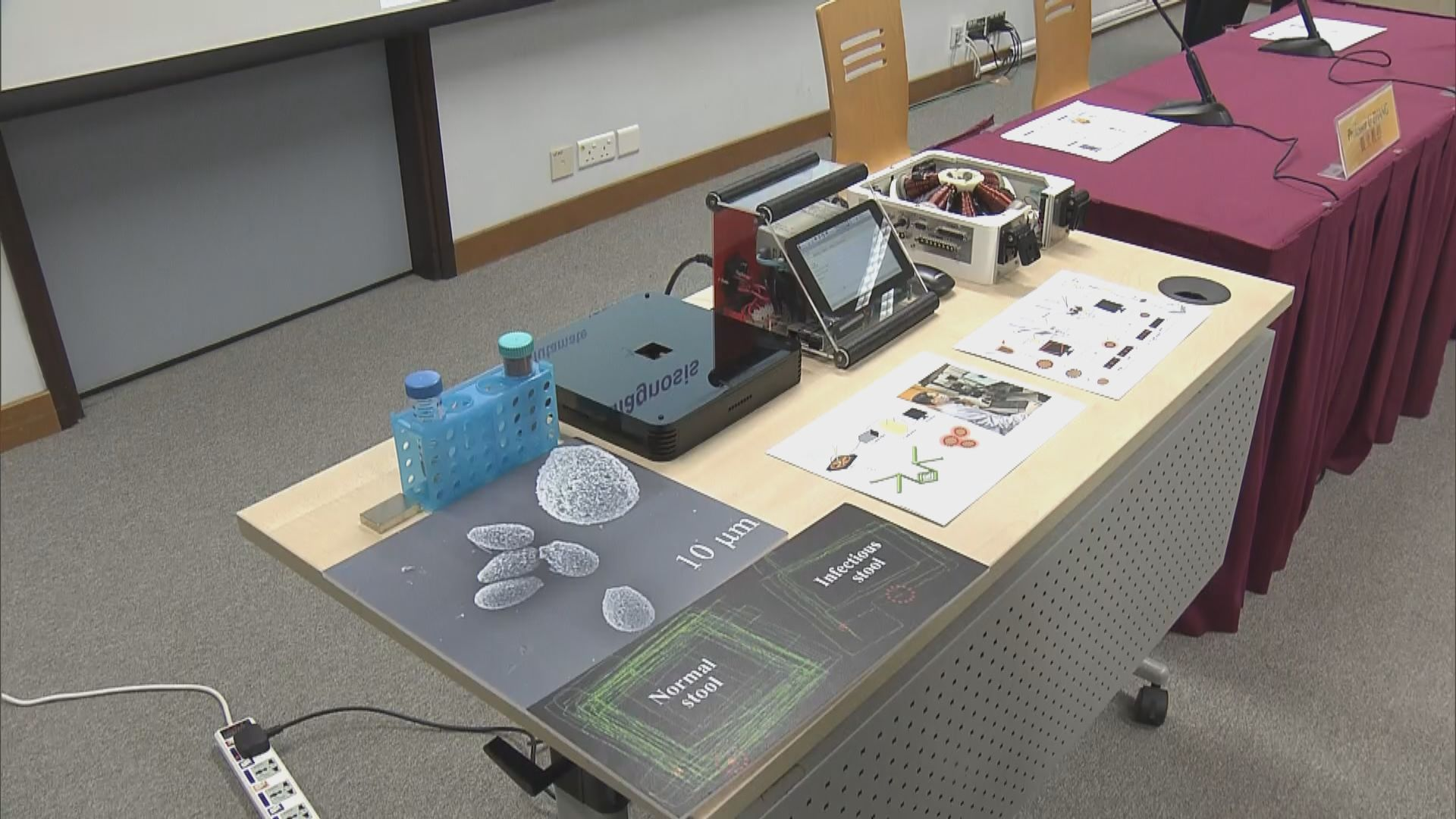 中大新研發微型機械人有望取代傳統化驗