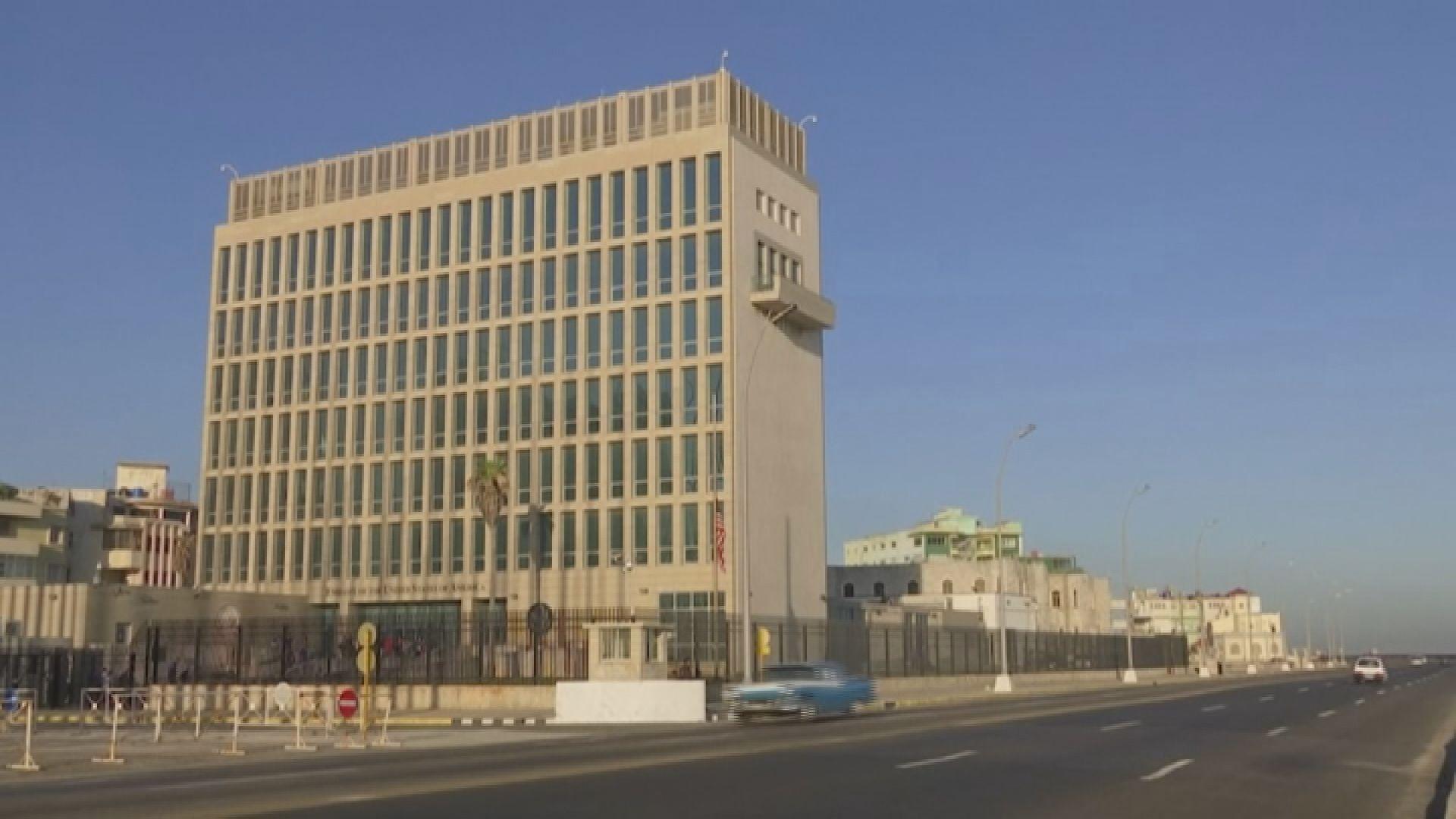 美國駐古巴外交官疑遭微波攻擊
