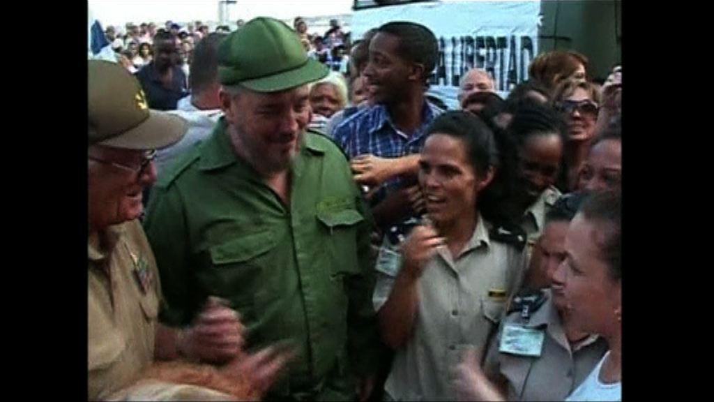 前古巴領袖卡斯特羅長子自殺亡