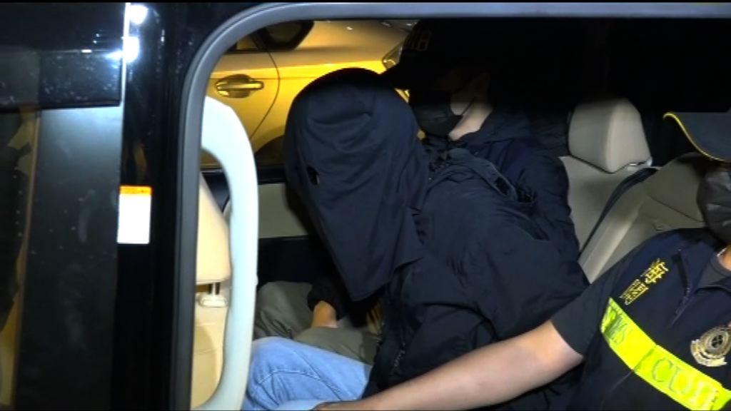海關羅湖拘一男子檢獲海洛英