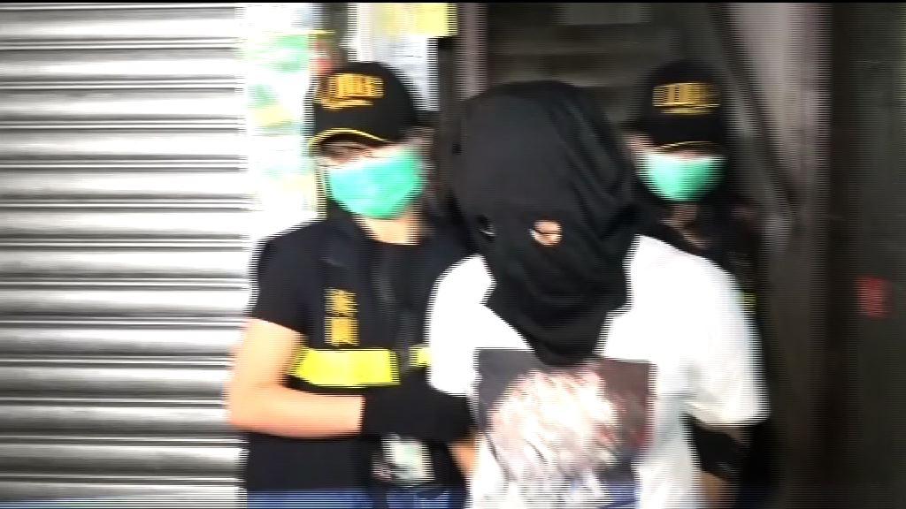 海關機場檢藏毒郵件拘一人