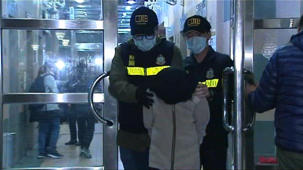 16歲青年沙田涉販毒被捕