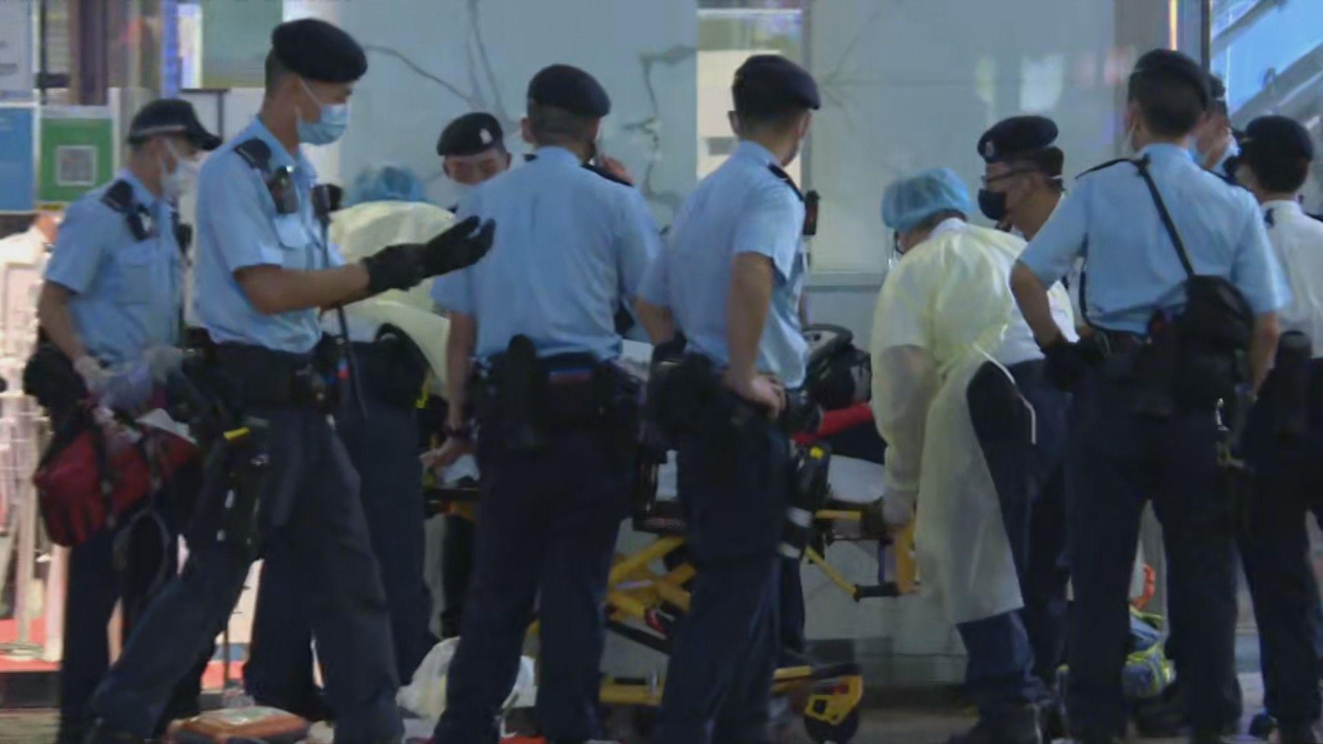 一警員銅鑼灣被刀襲擊受傷 警方強烈譴責事件