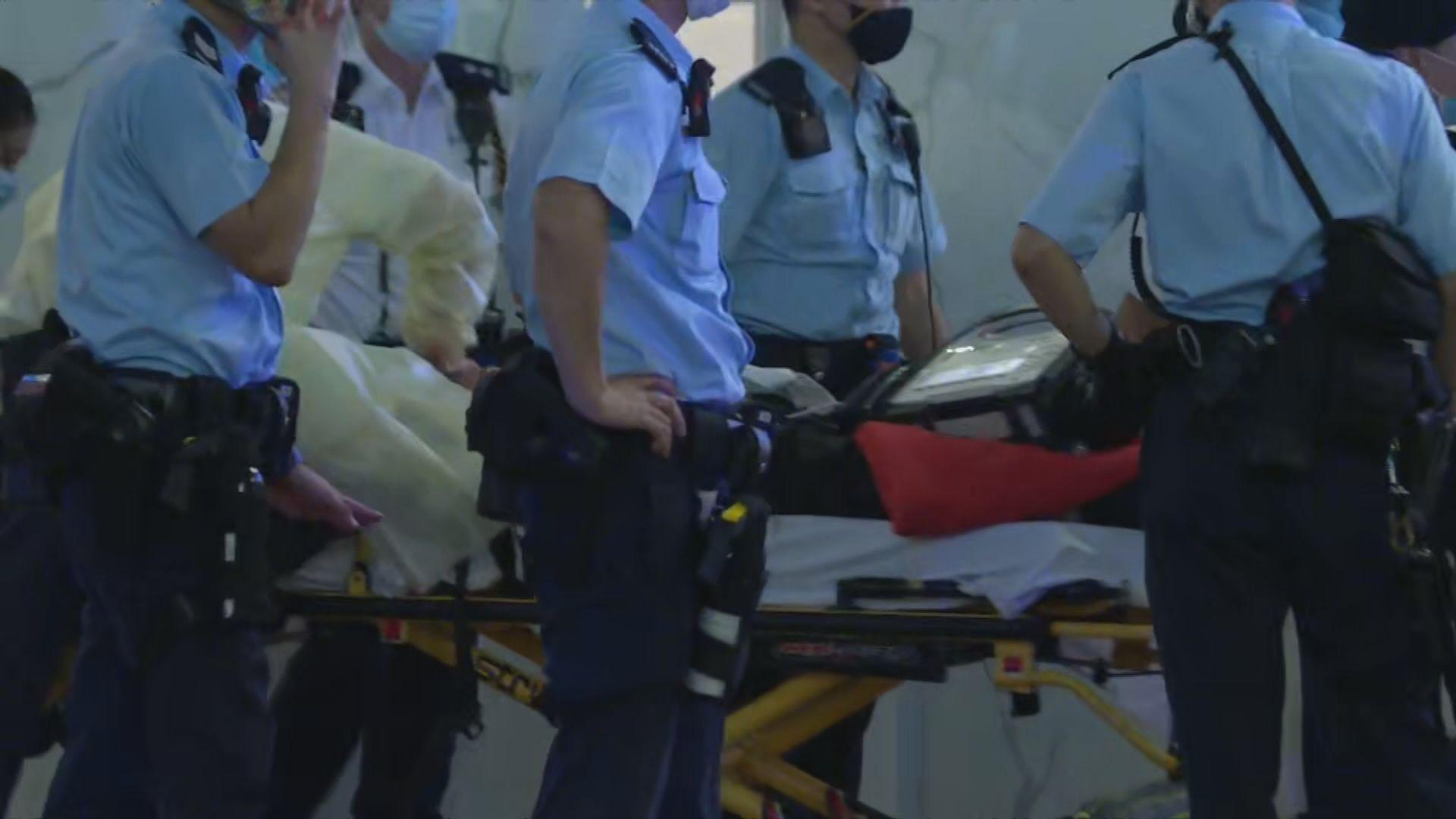 一警員銅鑼灣被刀襲擊受傷 疑犯揮刀自殘送院後搶救不治