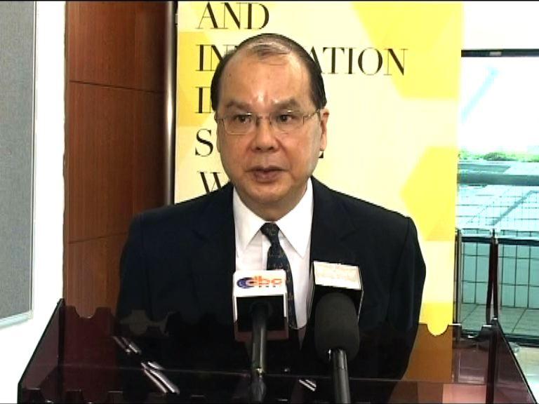 張建宗:倘需要勞工處會介入國泰勞資糾紛