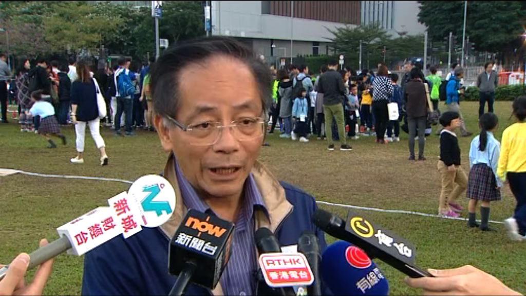 葉國謙:林鄭月娥考慮參選非反口