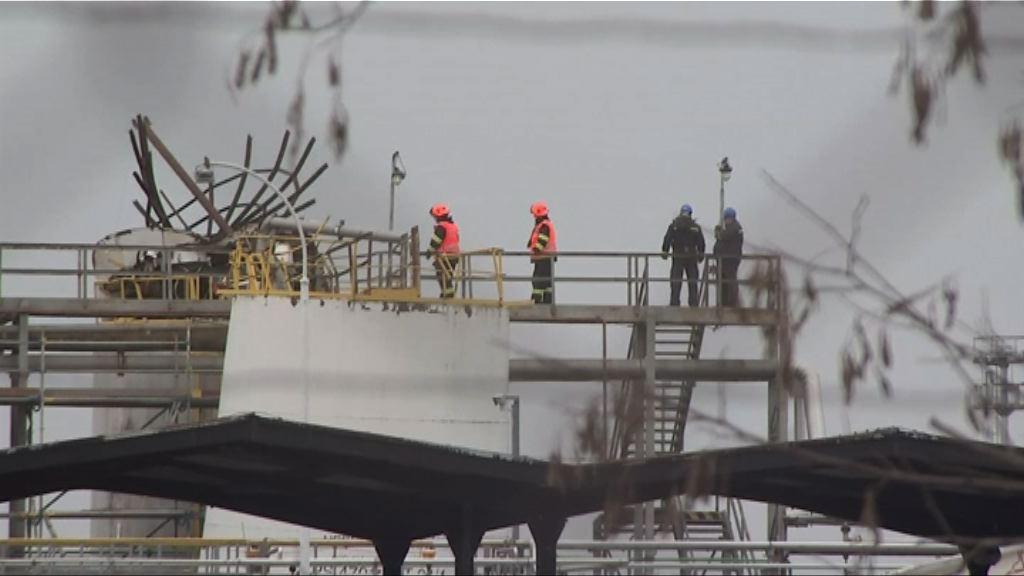 捷克化工廠爆炸六死兩傷