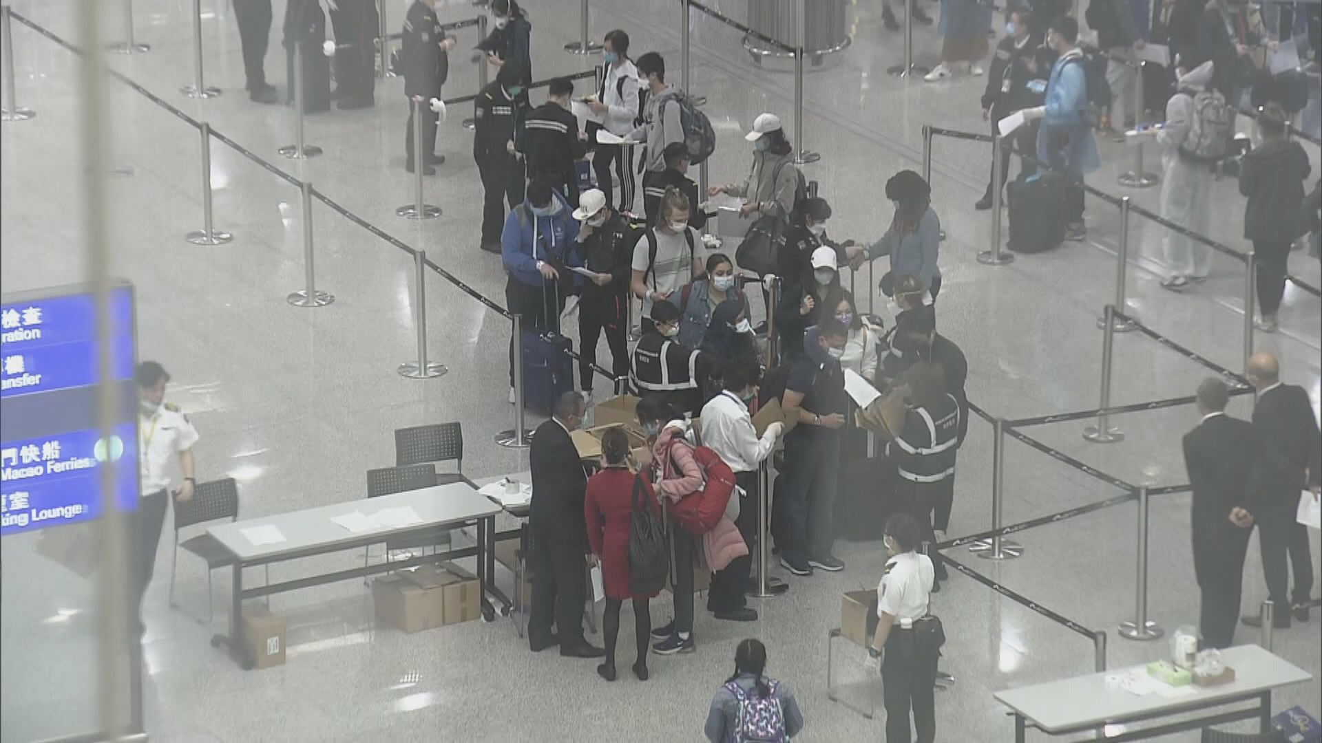 民建聯建議政府研禁止非香港居民從各口岸入境