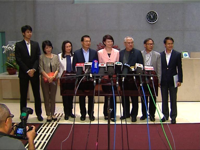 鄭耀棠相信泛民最終會支持政改