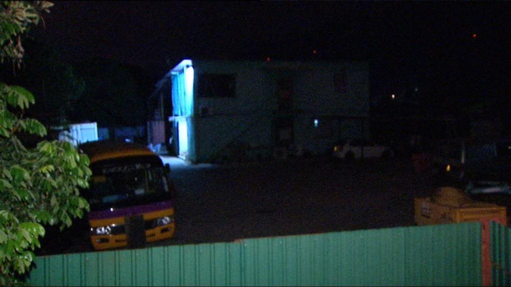 貨倉疑遭槍擊警列發現彈藥案