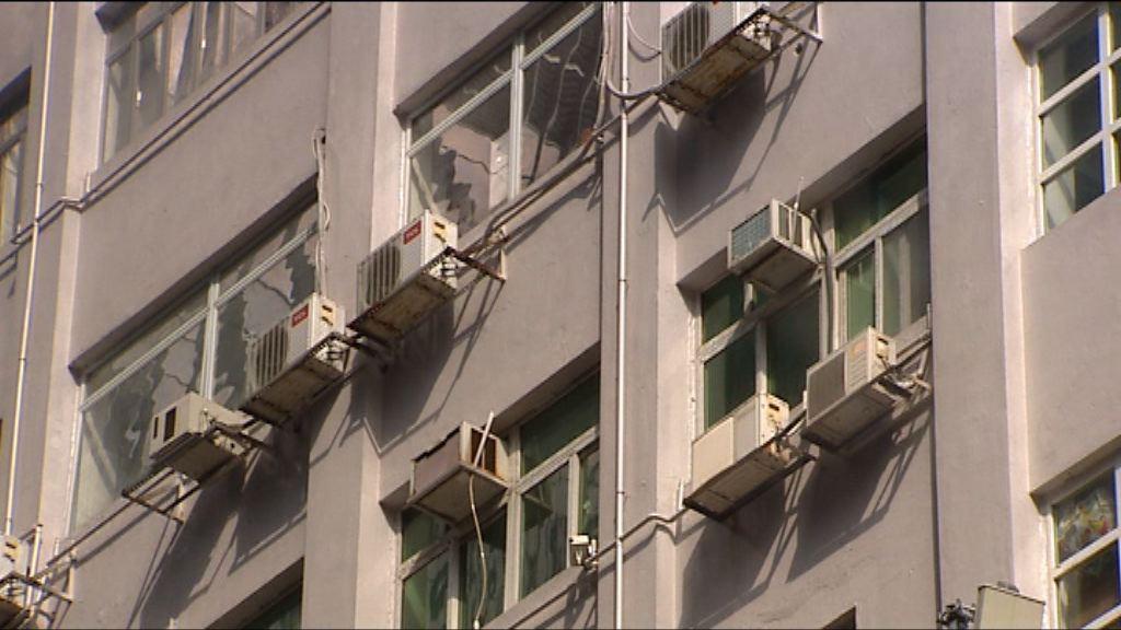 陳茂波:已展開首輪巡查六幢工廈執法行動