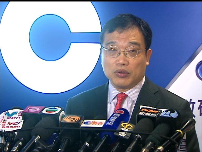 張志剛否認將任中大校董會主席