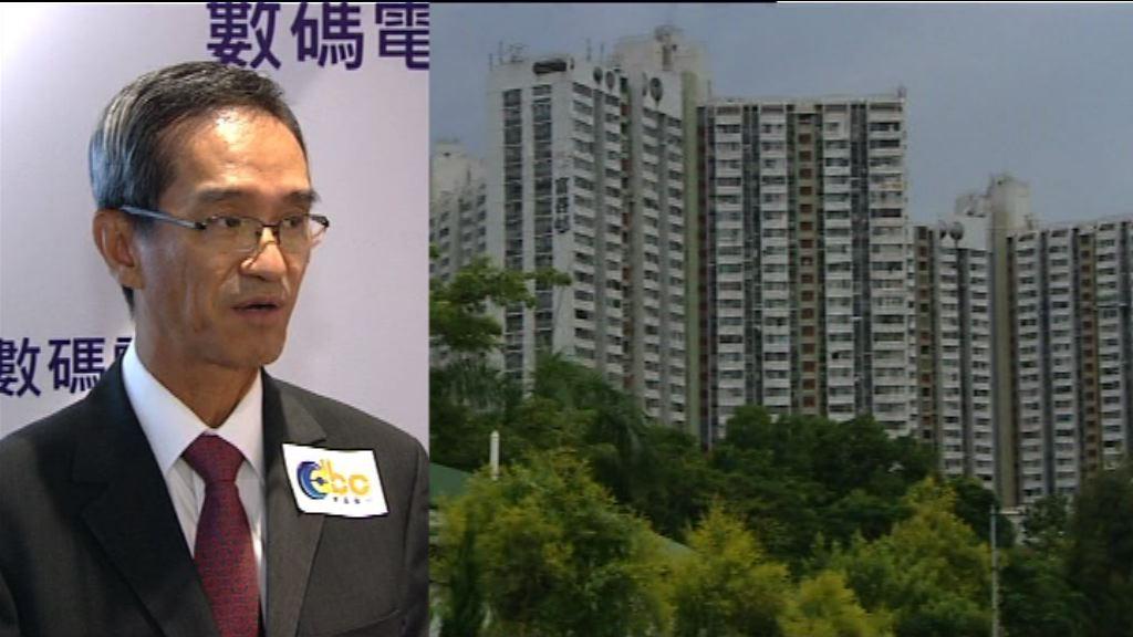 黃遠輝:公屋租金機制毋須檢討
