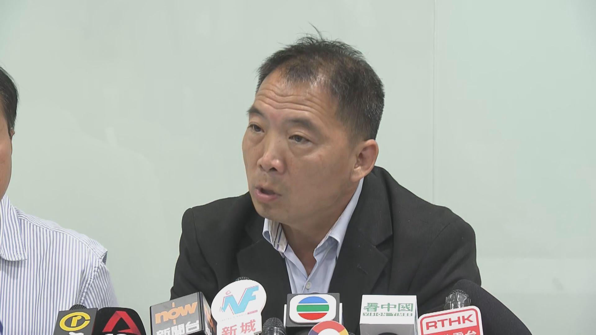 胡志偉:選舉結果是反修例運動的民意大爆發