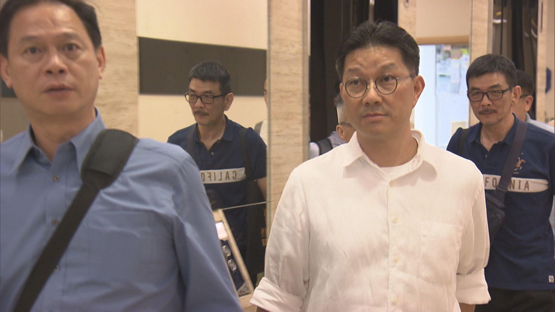 員佐級協會前主席陳祖光報名區選 挑戰現任建制議員