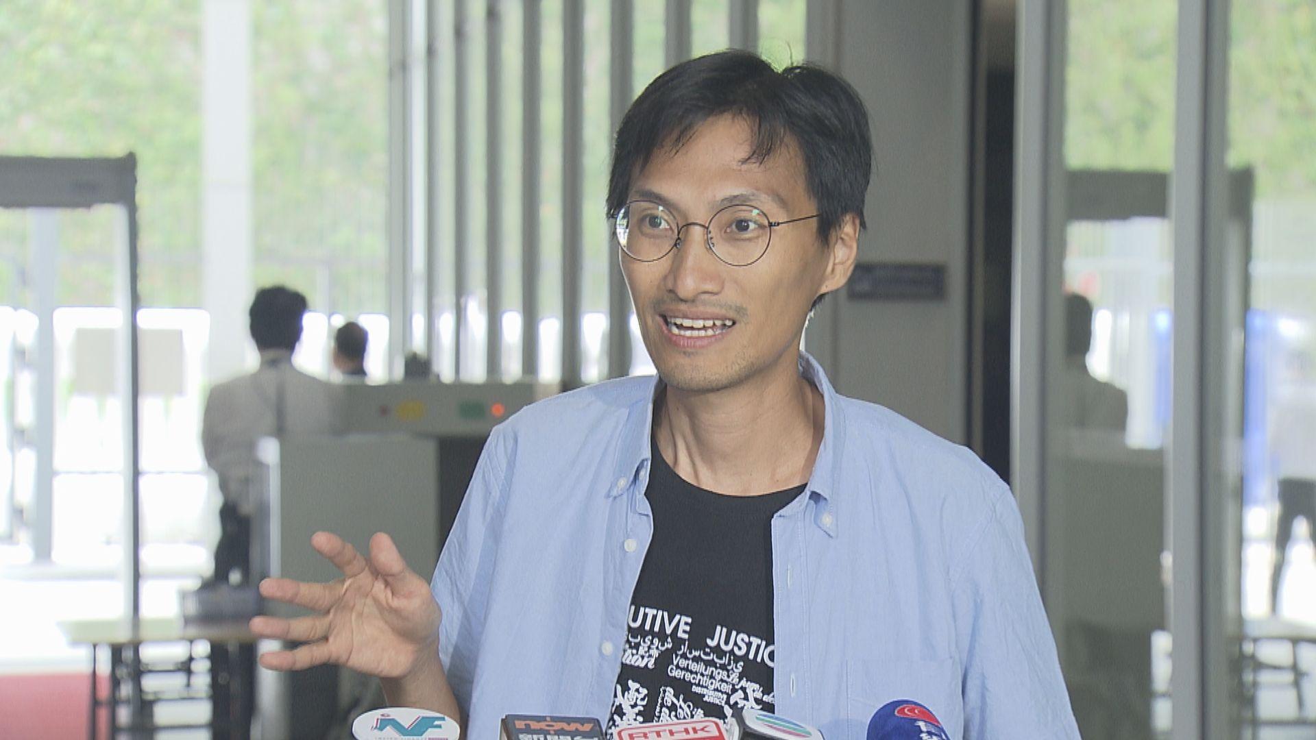 朱凱廸獲確認參選區議會資格