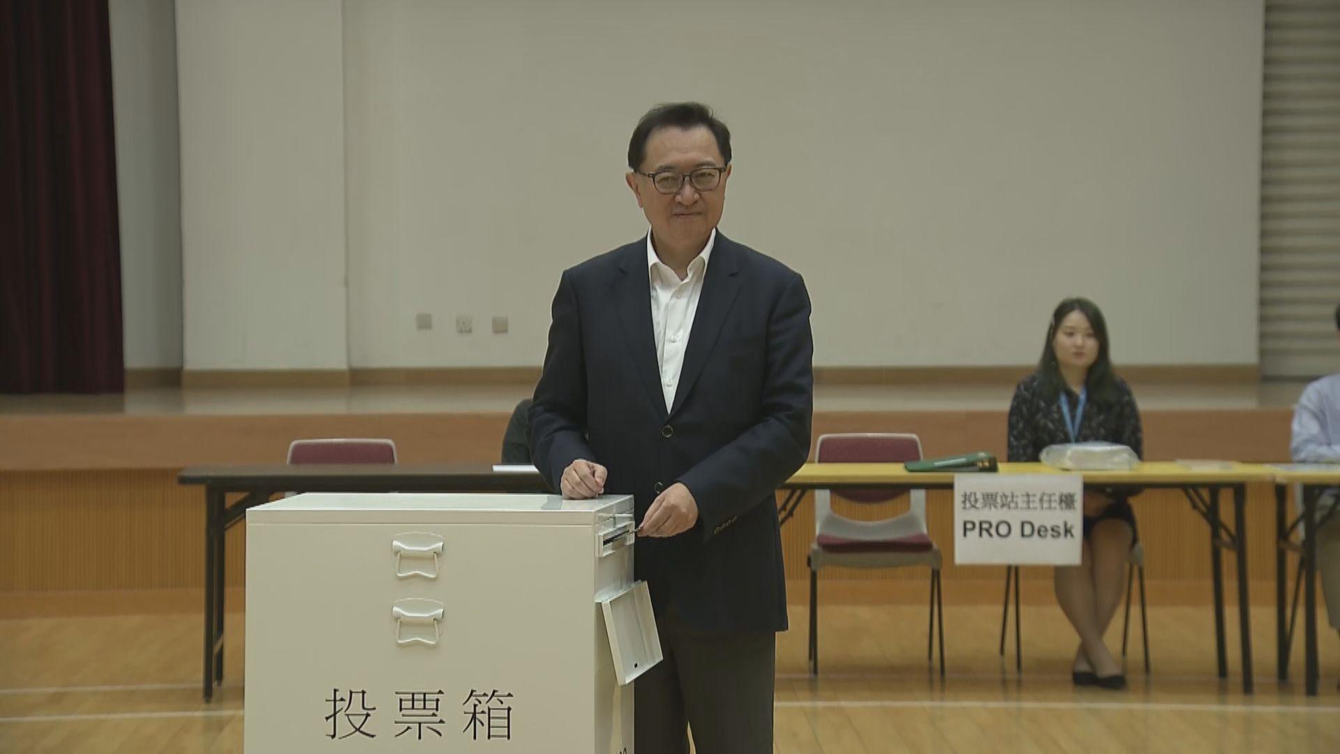 區議會選舉四票站因風險評估要更改地點