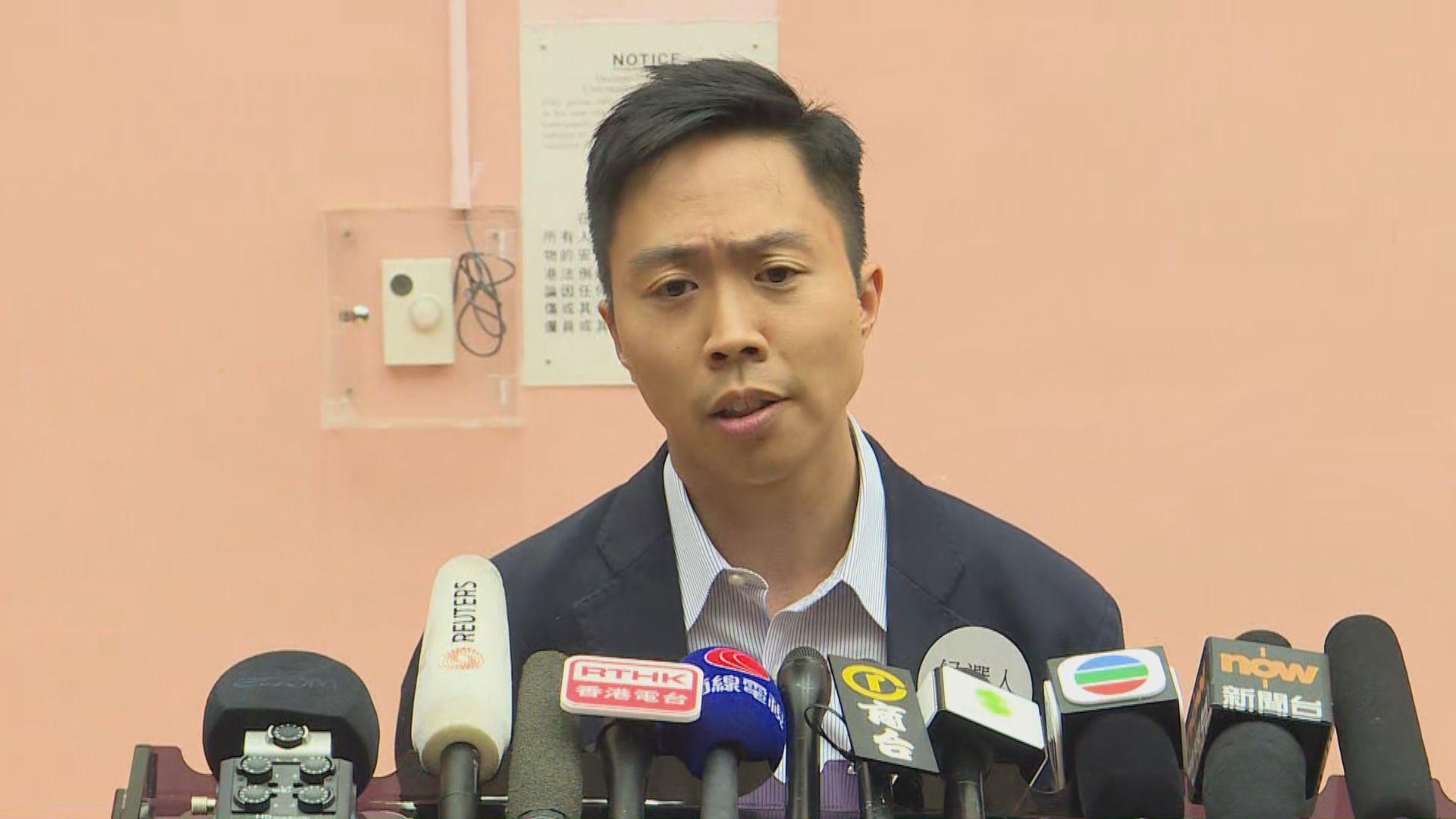 南區海怡西林浩波以九百多票之差擊敗陳家珮