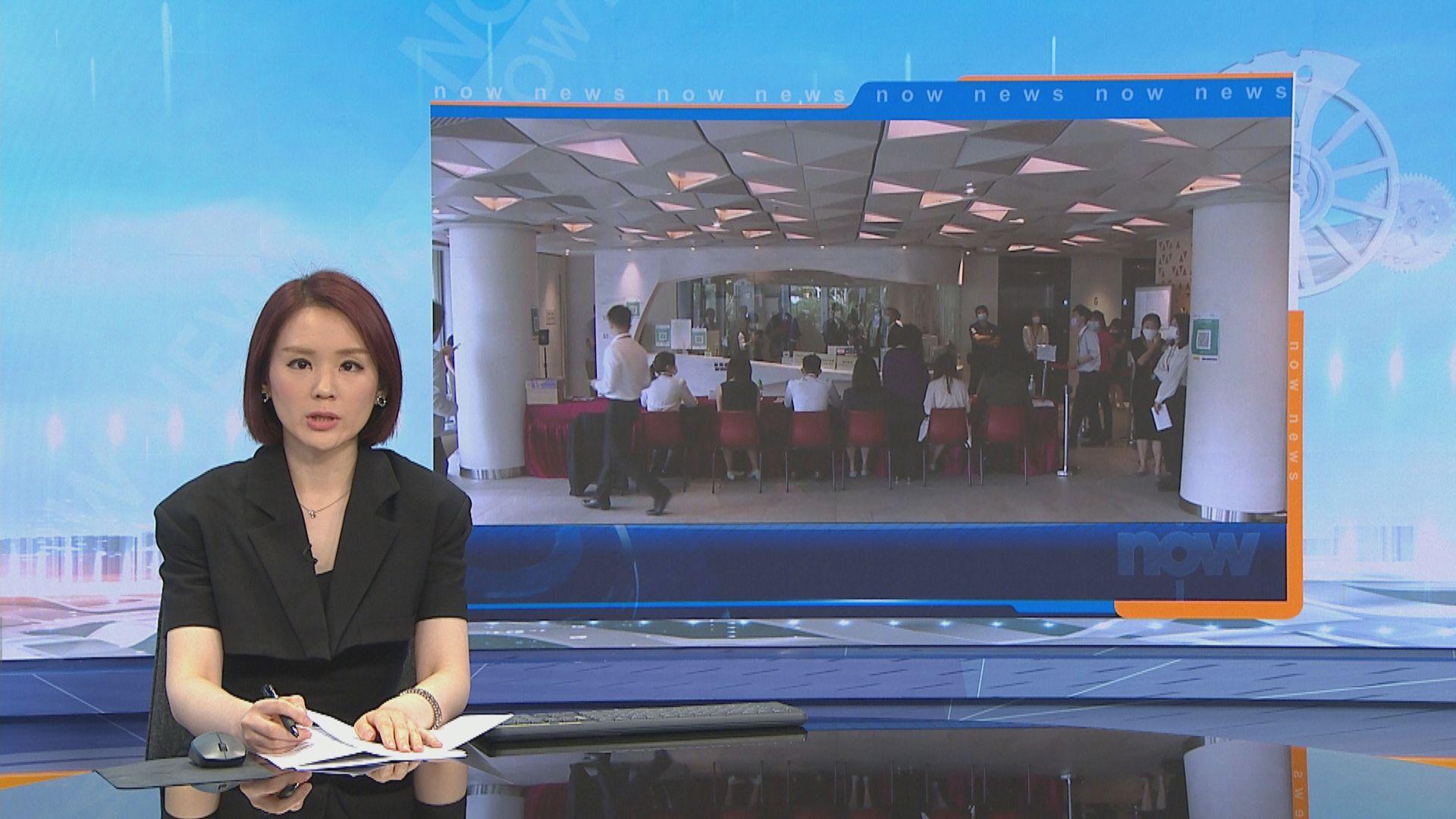 蔡志強缺席區議員宣誓失去議席 政府稍後公布結果會跟進有問個案