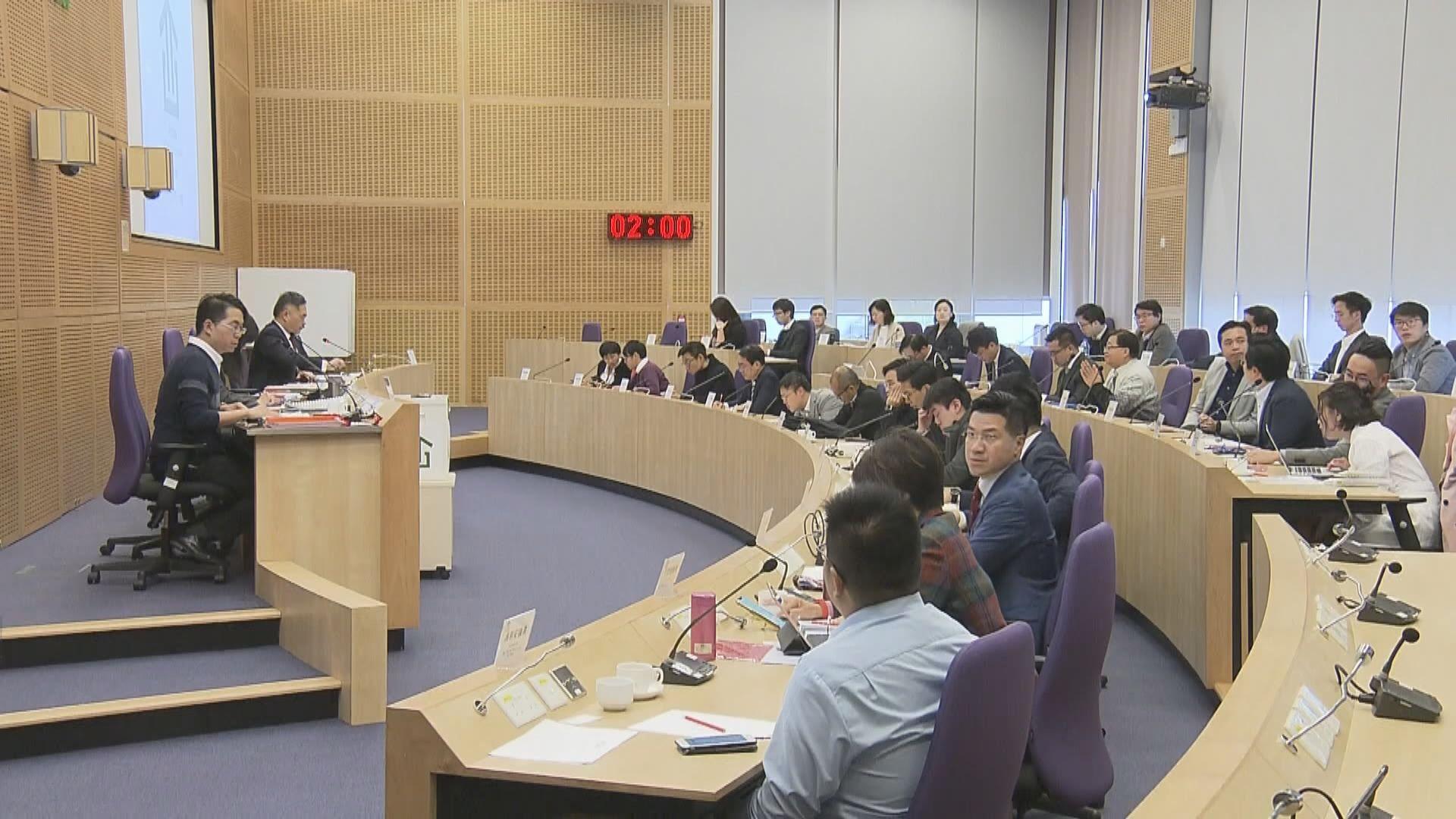 西貢區議會成立反修例事件工作小組 爭取五大訴求