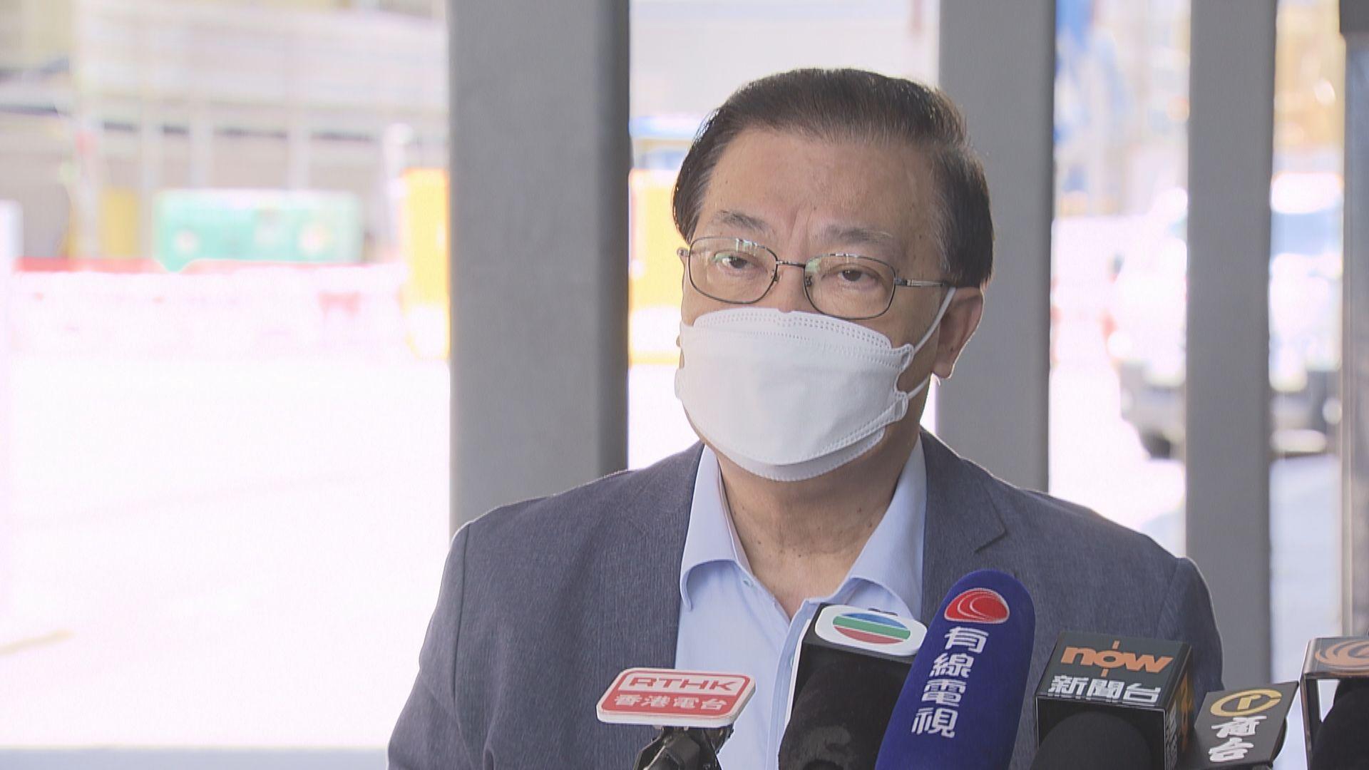譚耀宗:政府研宣誓法例 或需考慮規範區議員