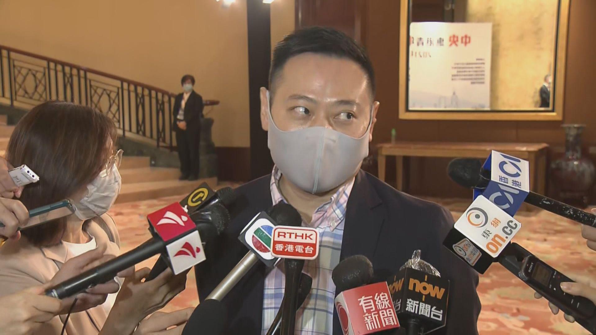 徐英偉:逐一細緻研究個案後裁決七名區議員宣誓無效