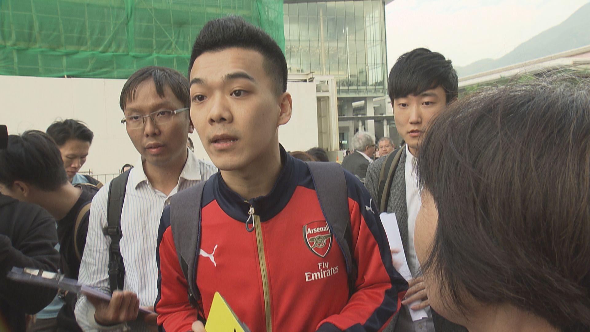 王進洋獲確認東涌南候選人資格