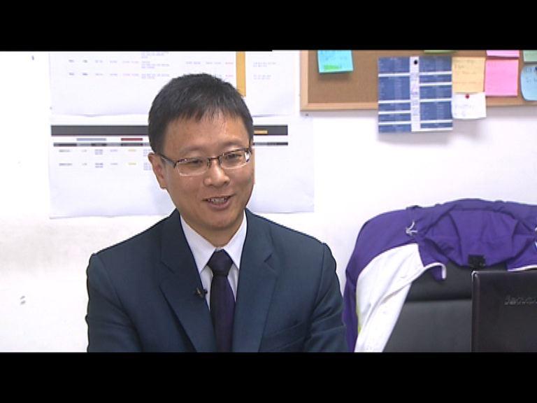 陳家洛周浩鼎擬出戰區議會選舉
