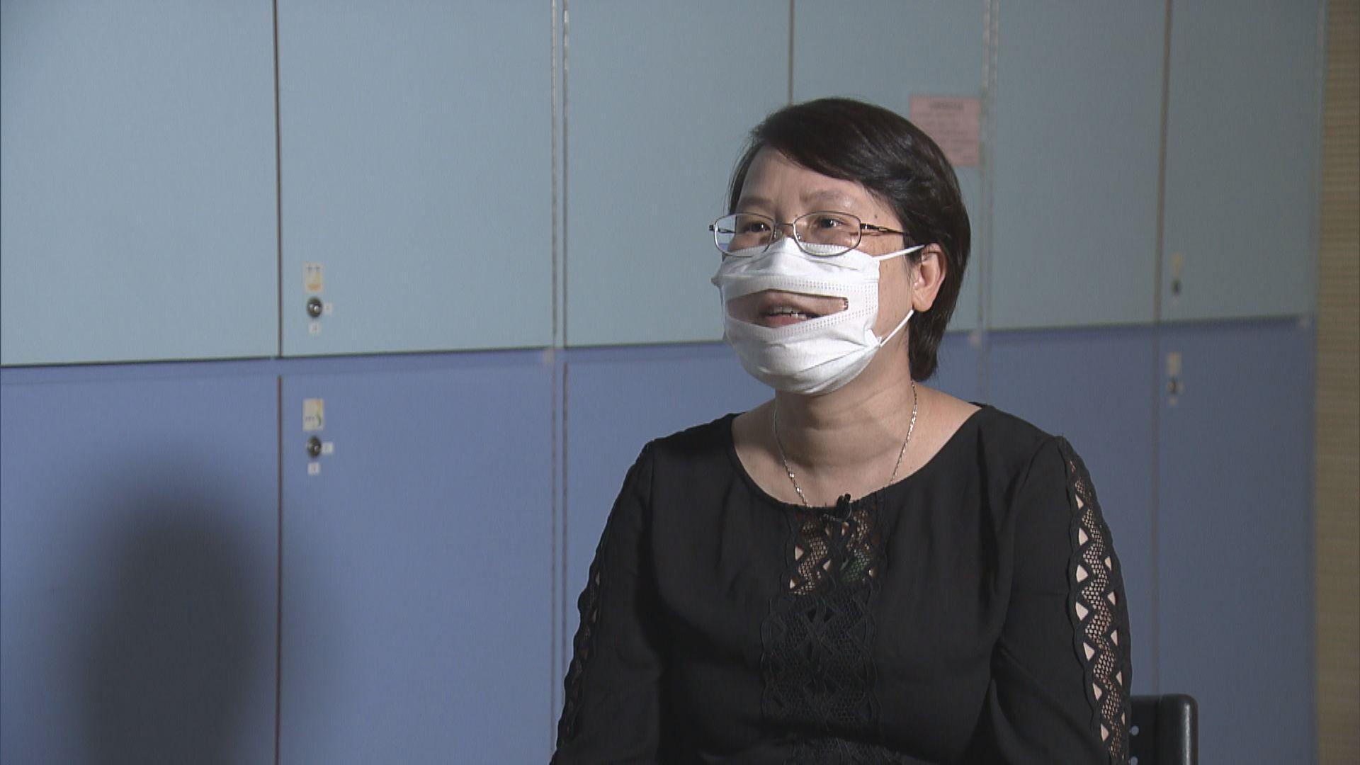 志願團體研發透明口罩協助聽障人士讀唇