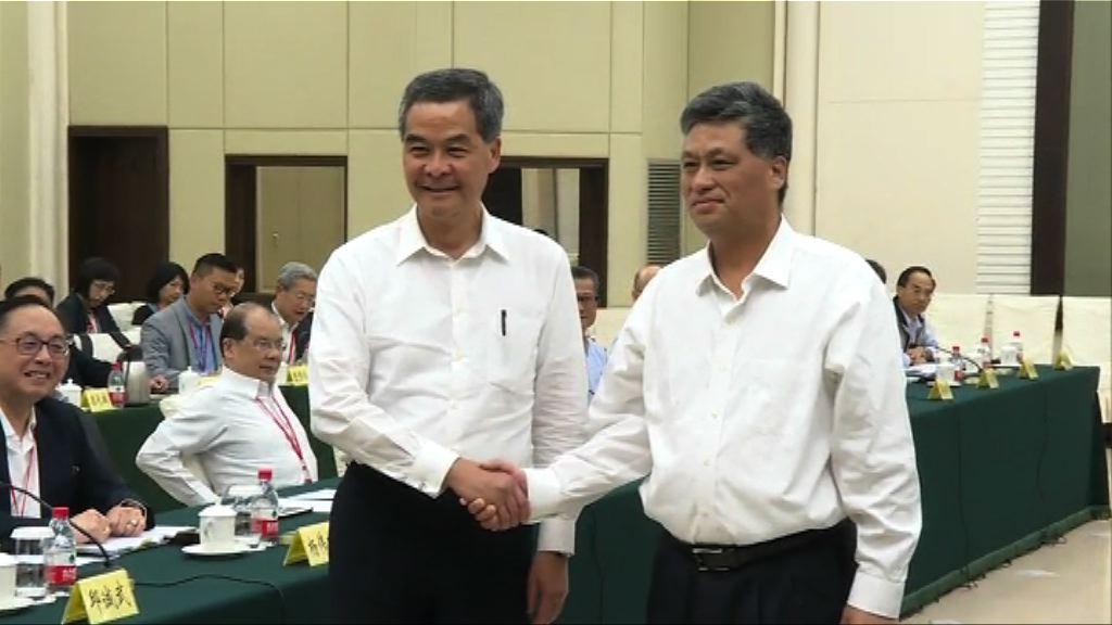 廣東省省長:中央高度重視粵港澳合作