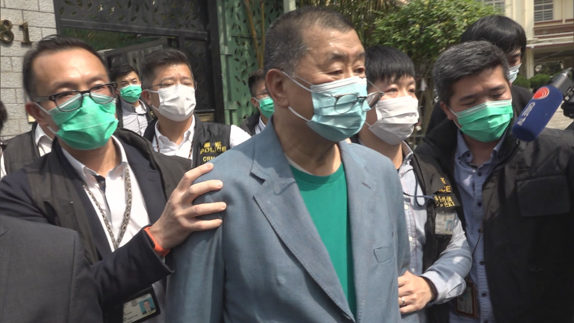 被捕14人下月18日提訊 警方不排除拘捕更多人