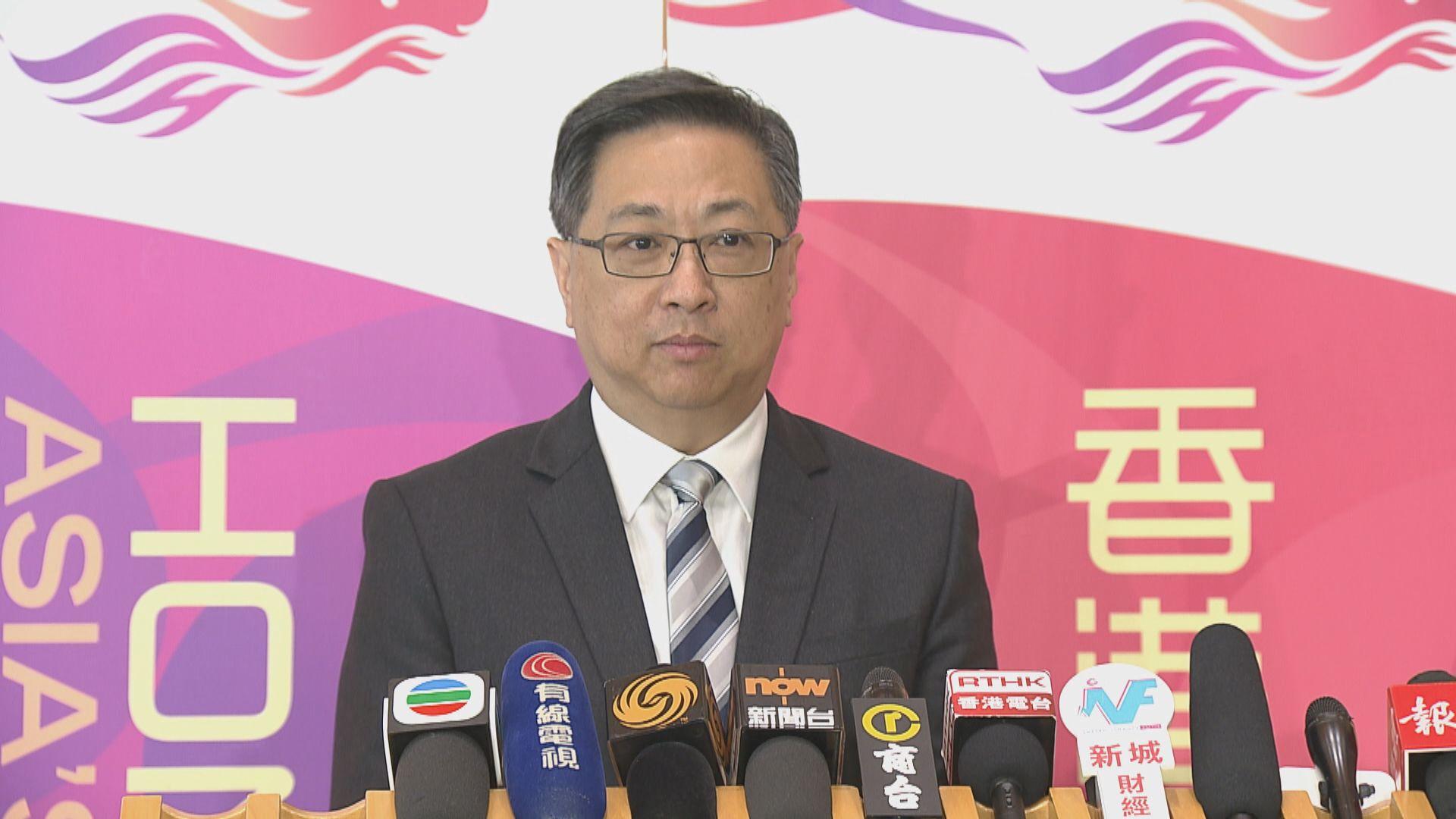 議員被控違特權法 盧偉聰:律政司決定